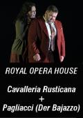 Royal Opera House 2019/2020: Cavalleria Rusticana + Pagliacci (Der Bajazzo) (Oper)