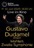 Berliner Philharmoniker mit Gustavo Dudamel